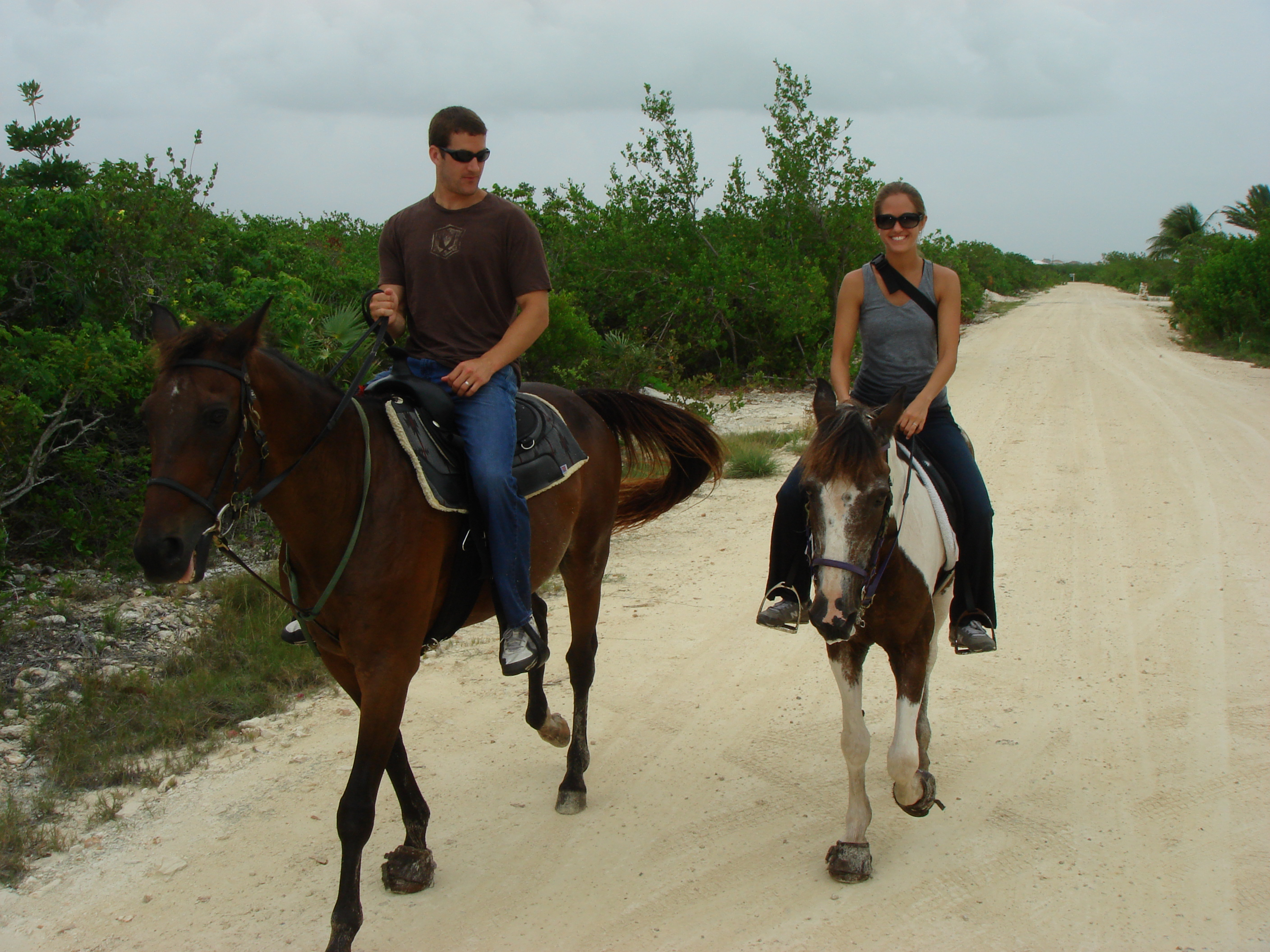 How Relationships are like Riding a Horse: They Both take Work