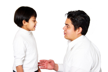 Parenting Tip of the Month: Giving Effective Instructions